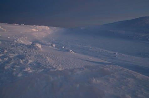 Vinterstille morgen