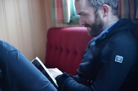 Lesing hører med på en hviledag