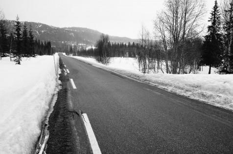Endeløs asfalt