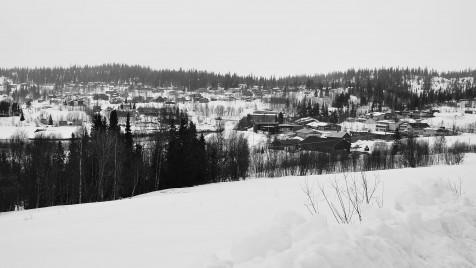 Målet: Røyrvik