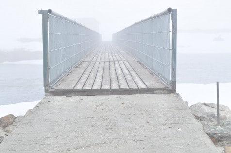Vi setter pris på å ha en bro