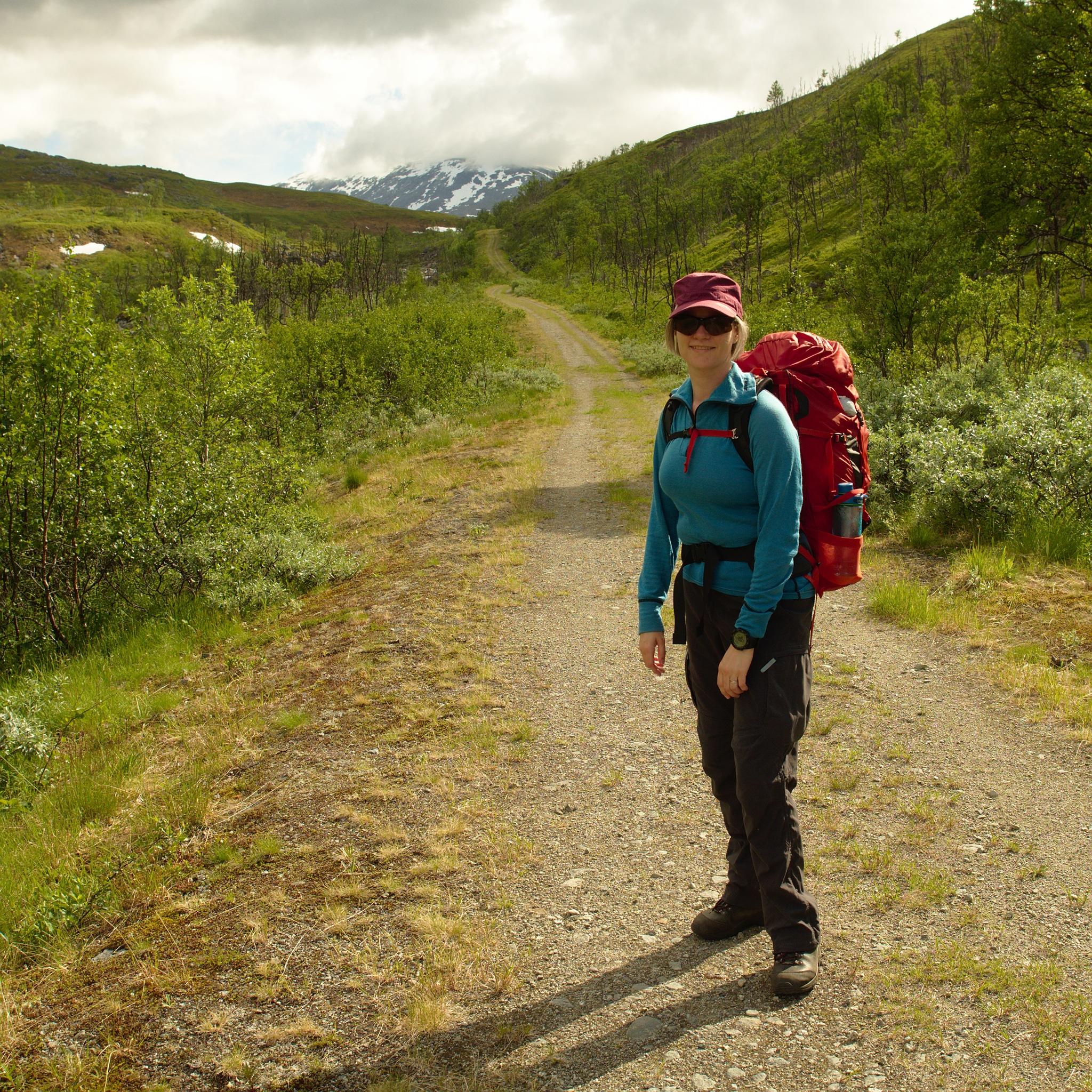 Veien inn Sørdalen